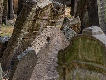 אבן גרניט עבור מצבה מעוצבת