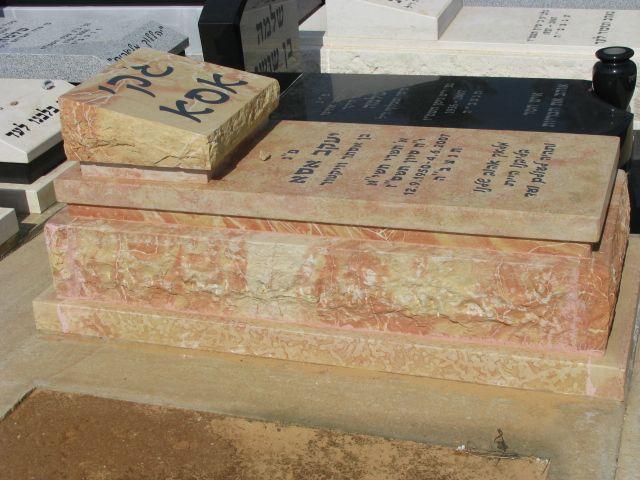 פרופיל מצבה אבן סלייב