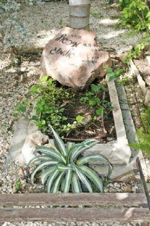 מצבה מאבן טבעית